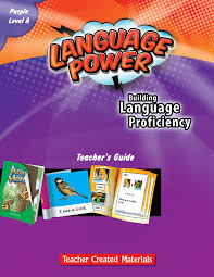 language power grades k 2 level a kit teacher created materials