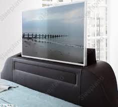 Kingsize Tv Bed Frame Kaydian Maximus Multi Media Tv Bed With Sound Bar 5ft Kingsize