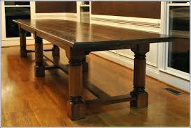 free wood dining room table plans dining room table designs plans