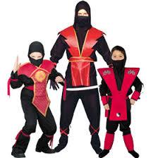 red ninja costumes ninja warrior costumes brandsonsale com