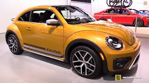 bug volkswagen 2017 2017 volkswagen beetle dune coupe exterior and interior