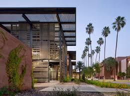 Leed Certified Home Plans Green And Healthy Asu Health Service Building Awarded Leed