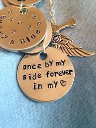 personalized remembrance jewelry 3 charm pet memorial jewelry necklace pet lover jewelry dog