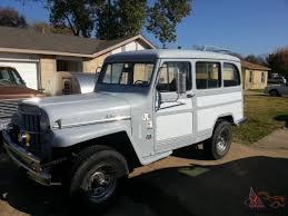 Jeep Willys Station Wagon Super Hurricane Engine Lower Price