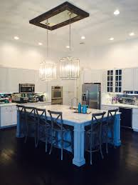 Installing A Kitchen Island by Glass Cover For Ceiling Light Fixture Above Kitchen Island Using
