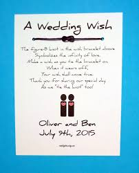 wedding wishes from bridesmaid same marriage a wedding wish infinity