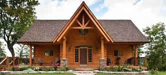confederation log and timber frame