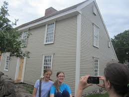 sea star academy day 7 last day john adams here is the home john adams brought abigail home to after they got married this is where they lived for the next 20 years so this is where john quincy
