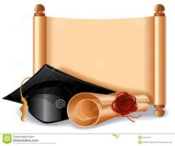 graduation diploma graduation cap and diploma royalty free stock photography image