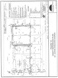 Anglican Church Floor Plan by Report Template