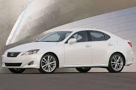 2007 lexus is 350 reviews 2007 lexus is 350 overview cars com