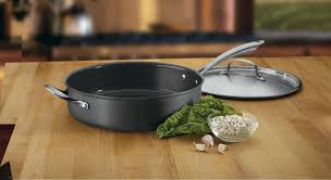 In Consumer Reports Tests Of Cut Rate Knives Ginsu Amazon Com Cuisinart Gg 12 Greengourmet Hard Anodized Nonstick 12