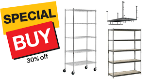 home depot black friday toilets today only 30 off garage shelving units at home depot