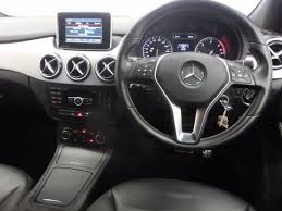 mercedes benz b class b200 cdi blueefficiency sport