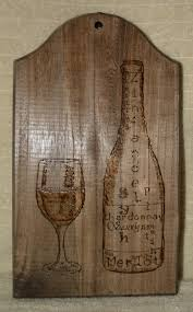 pyrography wine glass wine bottle wine types wood burning