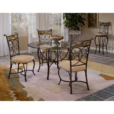 slate dining table set pompei black gold slate mosaic dining table set with four chairs