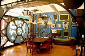 crazy steampunk home offices steampunk interior design steampunk