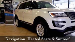 wheelchair accessible 2016 ford explorer braunability mxv youtube