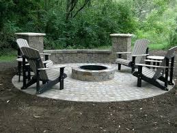 Plans For Patio Tables by Patio Table With Built In Fire Pit U2013 Smashingplates Us