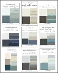 choosing interior paint colors for home best 25 paint color schemes ideas on paint color