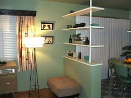 Dividing Walls For Rooms - divider furniture partition between kitchen and living room room