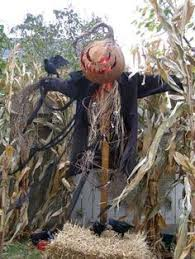 Homemade Scarecrow Decoration Scarecrow From Sleepy Hollow One Of My Fave Hallowe U0027en Movies