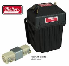 mallory promaster ignition coil 1530 6
