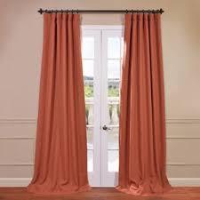 Moroccan Print Curtains Orange Curtains U0026 Drapes You U0027ll Love Wayfair