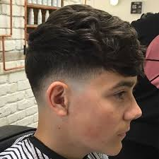 types of fade haircuts image mens hairstyles types of fade haircuts latest styles amp