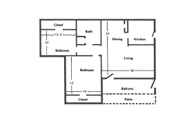 floorplan 2 1 2 and 3 bedroom floor plans available for rent at
