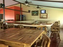 popular lakeview bar restaurant and small motel near tilaran