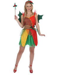 ladies holly and ivy festive christmas womens couple fancy dress