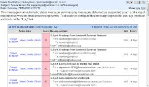 format html for email surgeweb online manual