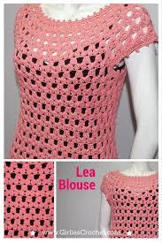 crochet blouses lea blouse jpg
