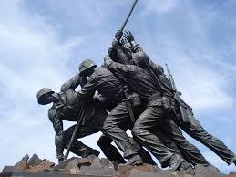Flag Iwo Jima World War Ii Days Gone By