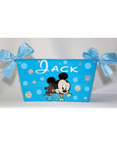 personalized mickey mouse easter basket deal on personalized storage container building bricks