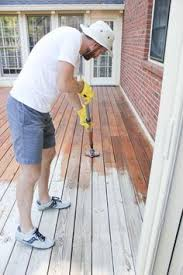 Deck Stain Why Most People Mess Up Their Deck Big Time by How To Build A Beautiful Platform Deck In A Weekend Semi