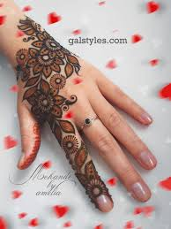simple best eid mehndi designs 2017 2018 collection for