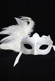 masquerade masks with feathers venetian masks decorated with feathers