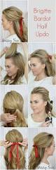 best 20 half updo tutorial ideas on pinterest half updo cute