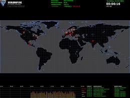 Live Attack Map 0x05 Live Virus Show On The Net