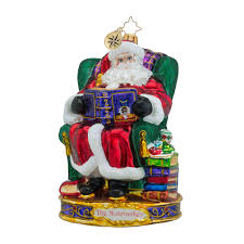 The Nutcracker Christmas Decorations by Christopher Radko Nutcracker Suite Christmas Ornament Set 12