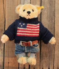 Flag Sweater German Bear American Flag Sweater The Cavender Diary