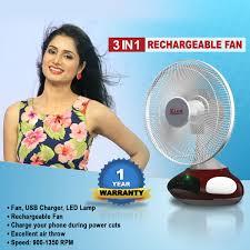 rechargeable fan online shopping buy 3 in 1 rechargeable fan online at best price in india on naaptol com