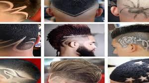 9 cool men u0027s haircut designs youtube