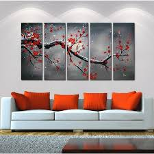 Living Room Art Canvas by Best 25 Oversized Wall Art Ideas On Pinterest Living Room