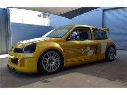2003 renault clio v6 trophy for sale classiccars com cc 970582