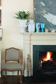 Livingroom Fireplace by 25 Cozy Ideas For Fireplace Mantels Southern Living