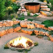 Firepit Rocks Remarkable Pit Lava Rock Adjustmernt Rocks For