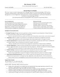 purchase resume resume for buyer position madrat co